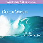 Ocean Waves Audio Sound Recording CD Cover
