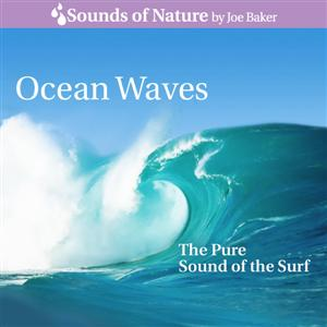 Ocean Waves CD Cover by The Sounds of Nature by Joe Baker