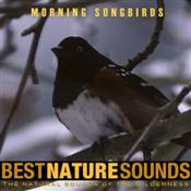 Best Nature Sounds Morning Songbirds CD Cover