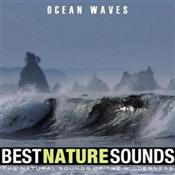 Best Nature Sounds Ocean Waves CD Cover