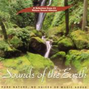 Sounds of the Earth Collection CD Cover