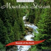 Sounds of the Earth Mountain Stream CD Cover
