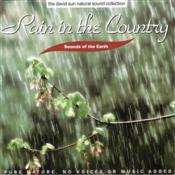 Sounds of the Earth Rain in the Country CD Cover