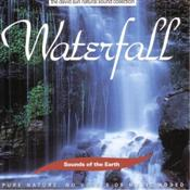 Sounds of the Earth Waterfall CD Cover